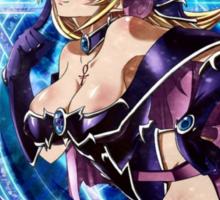 Yu-Gi-Oh! - Dark magician girl, Sexy Sticker