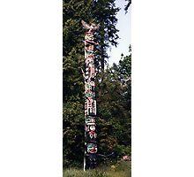 Totem Pole I Photographic Print