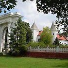 Castle Bečej by Ana Belaj