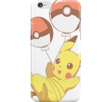 Pikachu used Fly! iPhone Case/Skin