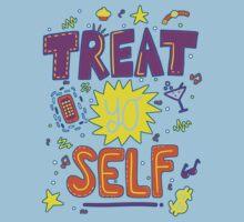 Treat yo self Kids Clothes