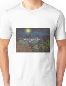 FULL MOON OVER MATALA(C2007) Unisex T-Shirt