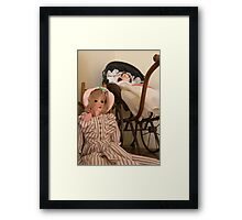 Dolly Dear Framed Print