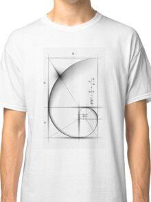 Golden Ratio - Large Classic T-Shirt
