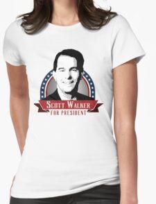 Scott Walker for President T-Shirt
