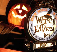 Witch Haven Inn by Carole Brunet