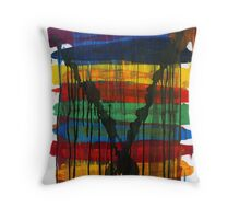 Brazen Tales of the Old Dominion, Vol. 3 Throw Pillow
