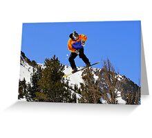Ride Utah! Greeting Card