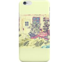 The Potting Shed iPhone Case/Skin
