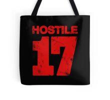 Hostile 17 Tote Bag