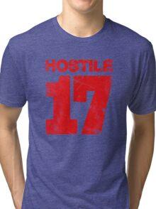 Hostile 17 Tri-blend T-Shirt