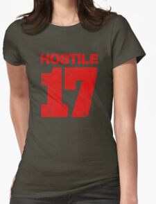 Hostile 17 Womens Fitted T-Shirt