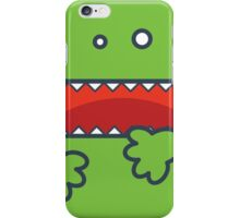 funny monster iPhone Case/Skin