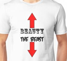 Beauty and Beast Unisex T-Shirt