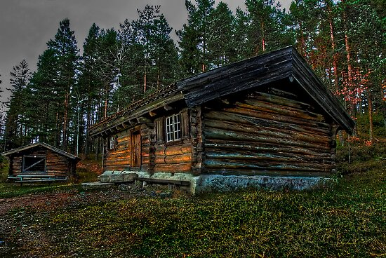 The Cabin by geirkristiansen
