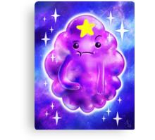 Lumpy Space Princess  Canvas Print