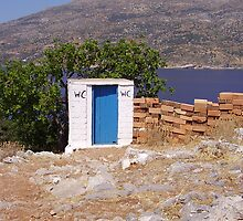 Facilities on Little Samos by alexcoles