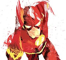 The Flash by ALmighty1080