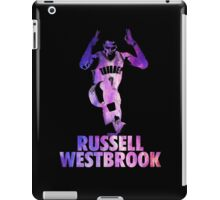 Russell Westbrook Galaxy iPad Case/Skin