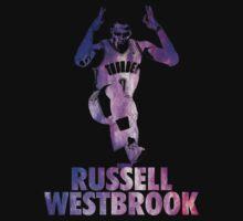 Russell Westbrook Galaxy T-Shirt