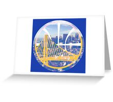 Golden State Greeting Card
