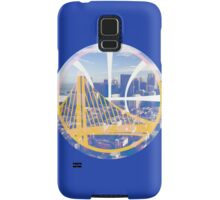 Golden State Samsung Galaxy Case/Skin