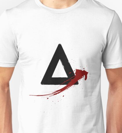 Bastille (triangle logo) Unisex T-Shirt