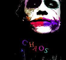 Joker, Agent of CHAOS by Livishla