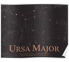 Ursa Major Poster