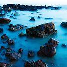 Rocky Beach by Steven  Siow