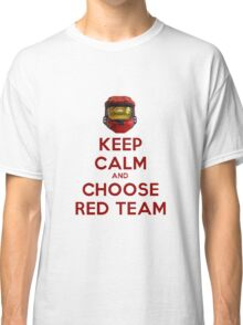 Halo Keep Calm Classic T-Shirt