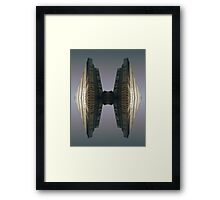 Abstract Architecture Dreamscape Framed Print