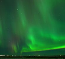 Northern Lights by Jerry Walter