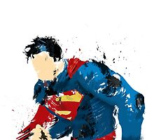 The Man of Steel by ALmighty1080