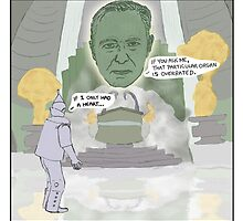 The Wizard of Oz + House of Cards by altanimus