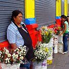 Costa Rica Flowers Calendar by Guy C. André Tschiderer