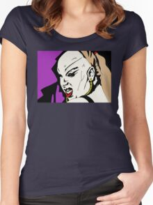 Divine Women's Fitted Scoop T-Shirt