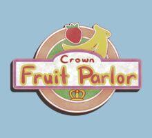 Crown Fruit Parlor Kids Tee