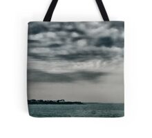 Newport Blues Tote Bag