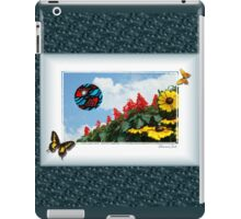 Birthday Fun ~ Catch That Beach Ball! iPad Case/Skin