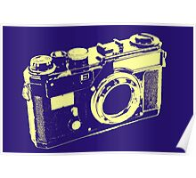 CLASSIC CAMERA-LARGE Poster