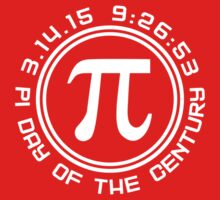 Pi Day of the Century 3.14.15 9:26:53 by sunshinedesign