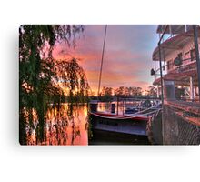 Ps Marion at Sunrise Metal Print