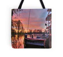 Ps Marion at Sunrise Tote Bag