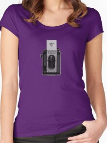 Argus Argoflex Seventy-five - Halftone Women's Fitted Scoop T-Shirt