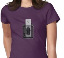 Argus Argoflex Seventy-five - Halftone Womens Fitted T-Shirt