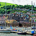 Dartmouth - The Gem of The English Riviera, Devon, England by atomov