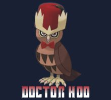 Doctor Hoo by awesomestuff
