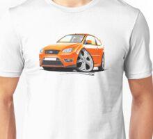 Ford Focus ST Orange Unisex T-Shirt