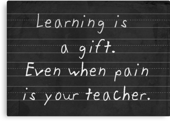 The Gift of Learning by Pip Gerard